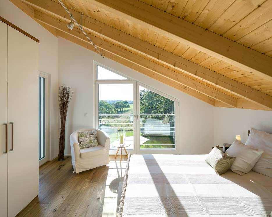 Filigrane Landhaus Architektur Stommel Haus