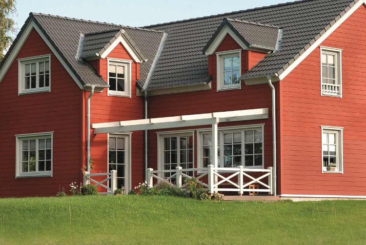 schwedenhaus bauen in holzbauweise h user bersicht vor und nachteile. Black Bedroom Furniture Sets. Home Design Ideas
