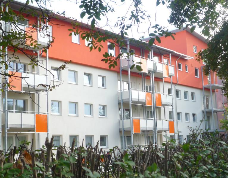 Dachaufstockung Wohnungsbau